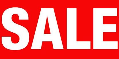 Sale vinyl banner